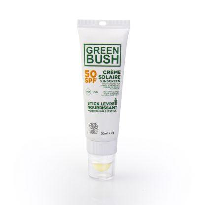 Greenbush Sonnenschutz Lippenbalsam