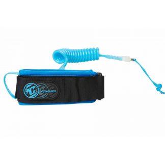 Bicep bodyboard leash