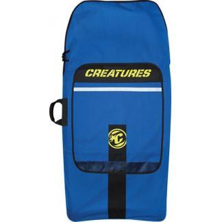 bodyboard boardbag creatures blue