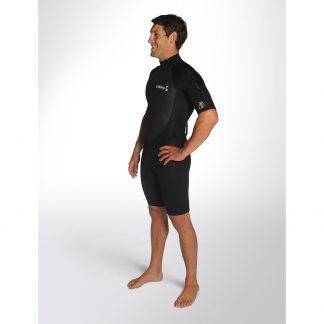 Kurzer Surfanzug C-Skins