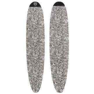 Longboard Socke 10 ft